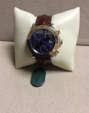 Orologio Paul Picot Le Chronographe ACIER OR 5155