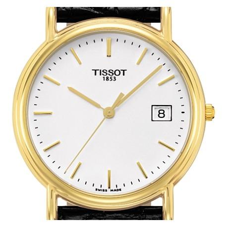 cc3f3c7ed Tissot T-Gold Carson Mens Watch T71.3.429.11 - Sessa Gioielli