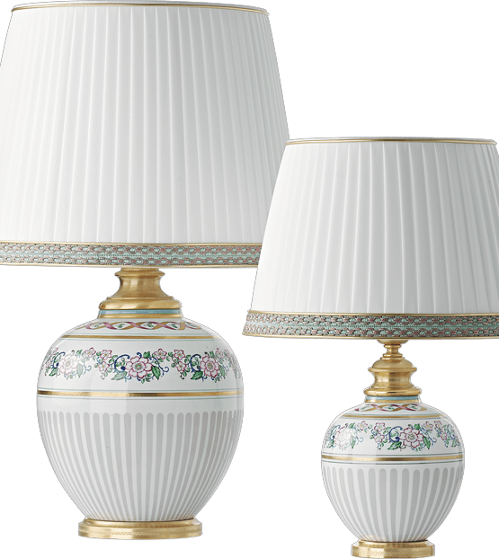 Lampada Da Tavolo Le Porcellane Sessa Gioielli